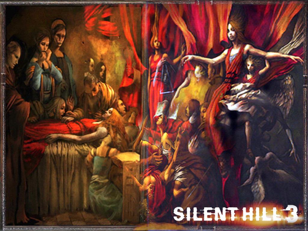 silent hill 3 wallpaper